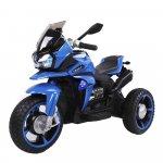 Motocicleta electrica cu lumini Ontario Blue