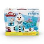 Play Doh sania lui Olaf