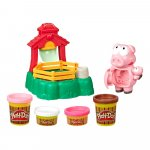 Set de joaca purcelusul vesel Play Doh