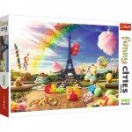Puzzle Trefl Dulciuri la Paris 1000 piese