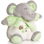 Plus Bebelusi Elefantel 15 cm cu zornaitoare Artesavi