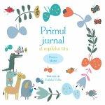 Primul jurnal al copilului tau pentru baietei
