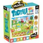 Puzzle tactil Montessori