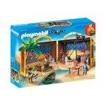 Set mobil insula aurie a piratilor Playmobil