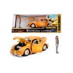 Masinuta Transformers Volkswagen Beetle