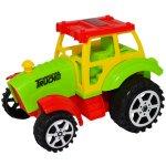 Tractoras plastic cu led