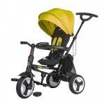 Tricicleta ultrapliabila Coccolle Spectra roti EVA Sunflower Joy