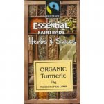 Turmeric eco fairtrade 25g