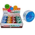Yoyo Speed translucid cu lumina
