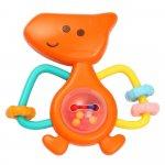 Zornaitoare din plastic Dino Baby Ono