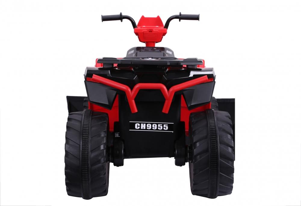 ATV electric Nichiduta Extreme Quad Sport red imagine