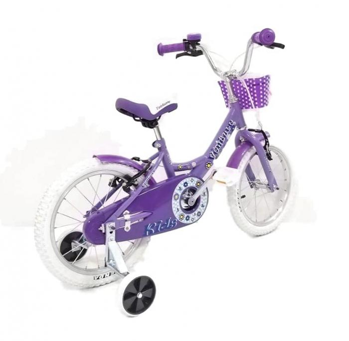 Bicicleta copii Venture 1618 violet 16 inch