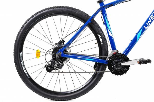 Bicicleta Mtb Afisport 2921 Supra L albastru 29 inch