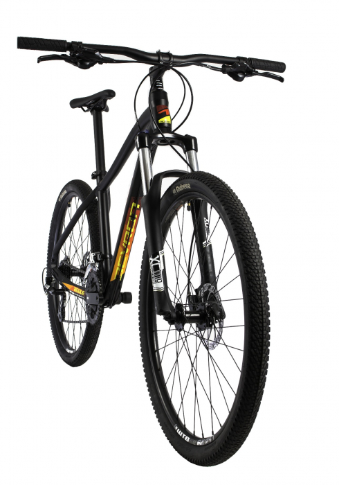 Bicicleta Mtb Devron Riddle M1.7 M negru 27.5 inch