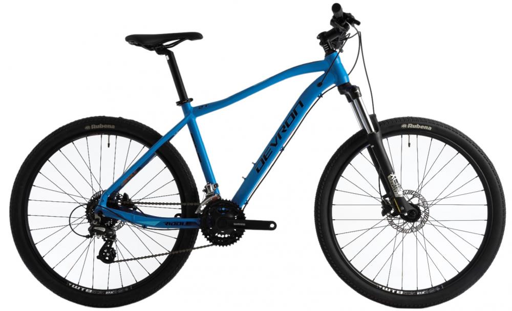 Bicicleta Mtb Devron Riddle M1.7 S albastru 27.5 inch