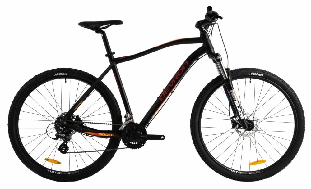 Bicicleta Mtb Devron Riddle M1.9 M negru 29 inch
