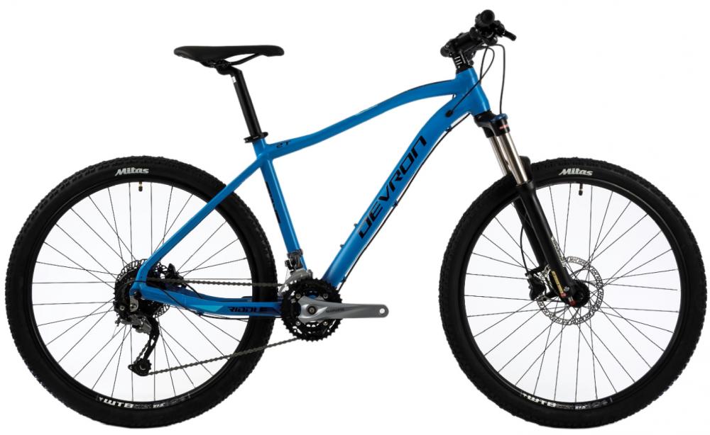 Bicicleta Mtb Devron Riddle M2.7 M albastru 27.5 inch