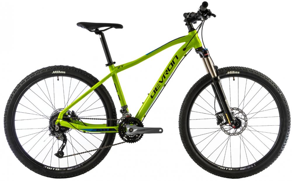 Bicicleta Mtb Devron Riddle M2.7 M verde 27.5 inch