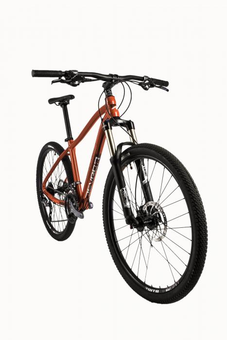 Bicicleta Mtb Devron Riddle M 2.7 S 420 mm rosu 27.5 inch