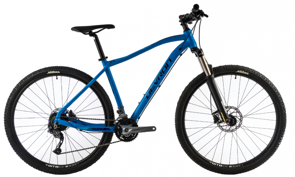Bicicleta Mtb Devron Riddle M2.9 L albastru 29 inch
