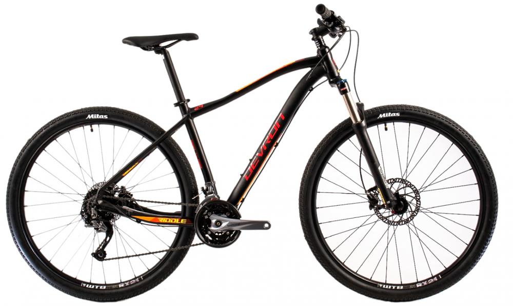 Bicicleta Mtb Devron Riddle M2.9 Xl negru 29 inch imagine