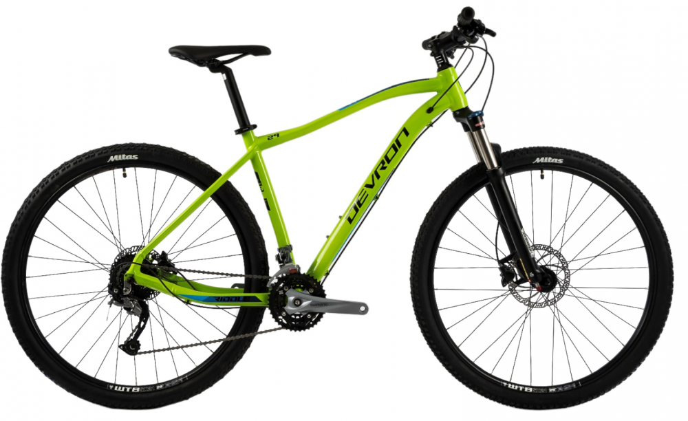 Bicicleta Mtb Devron Riddle M2.9 Xl verde 29 inch