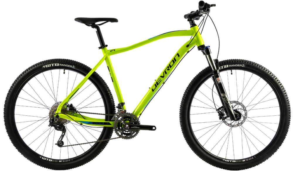 Bicicleta Mtb Devron Riddle M3.9 Xl verde 29 inch