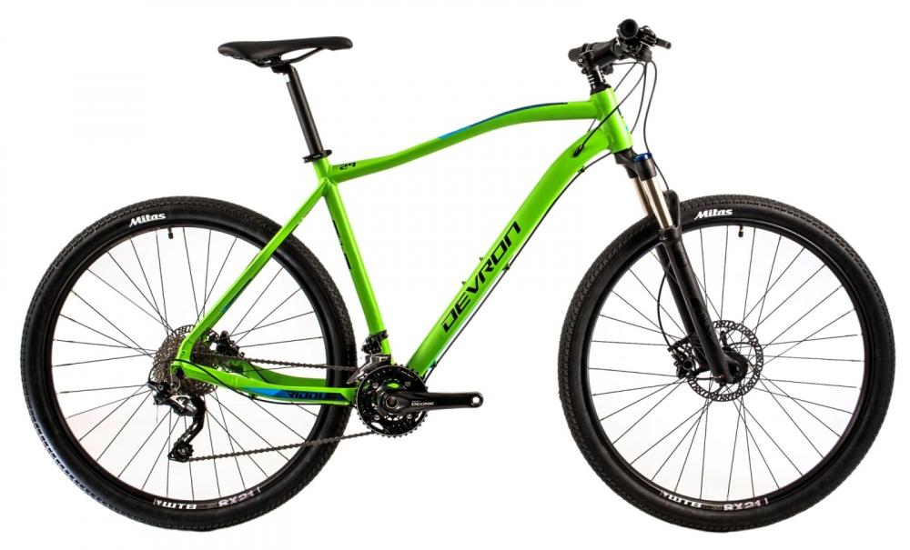 Bicicleta Mtb Devron Riddle M4.9 L verde 29 inch imagine
