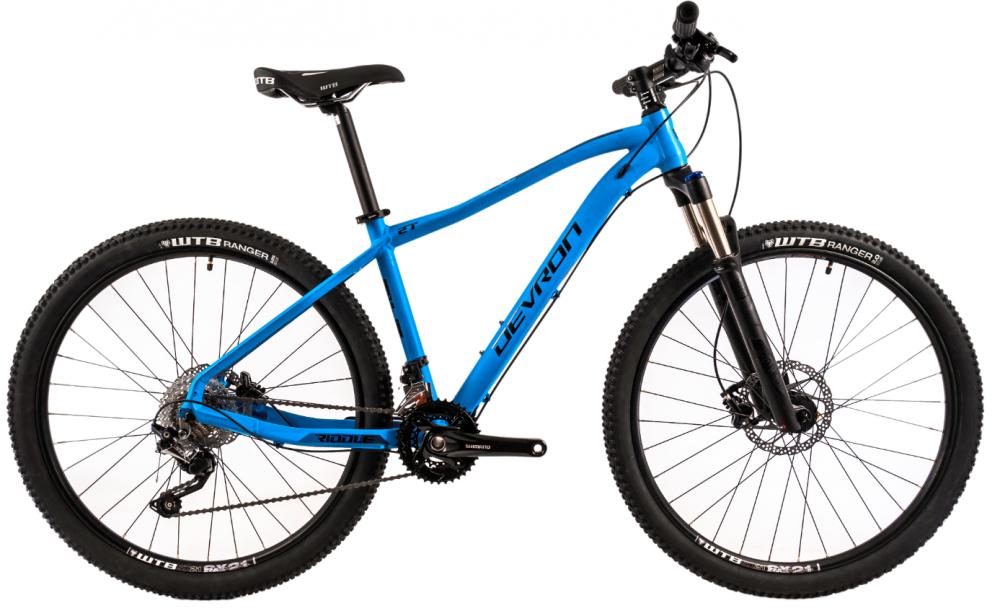 Bicicleta Mtb Devron Riddle M 5.7 S albastru 27.5 inch