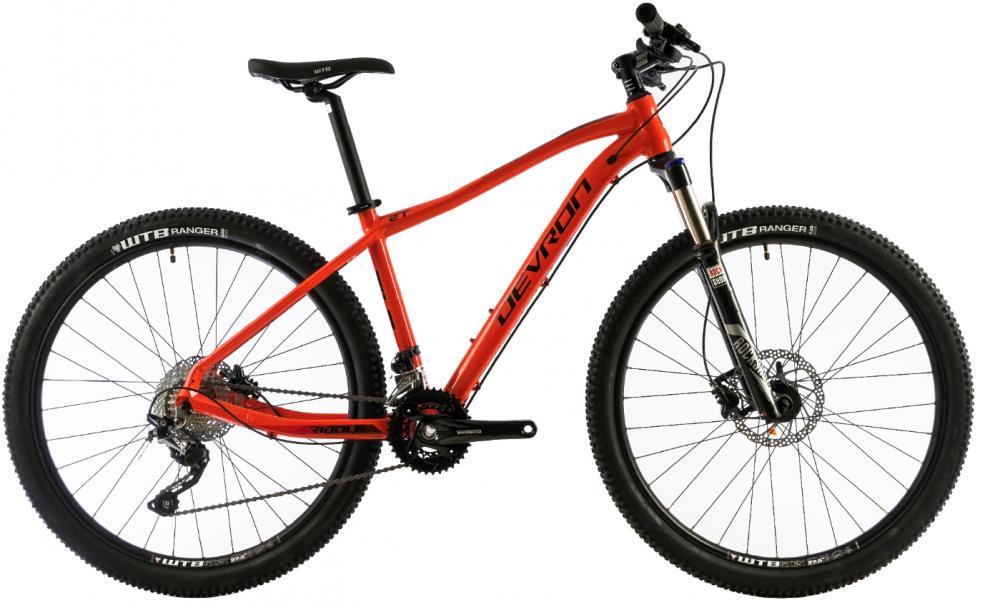Bicicleta Mtb Devron Riddle M 5.7 S rosu 27.5 inch