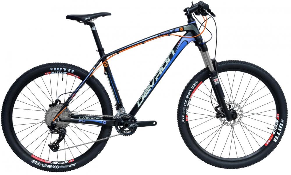 Bicicleta Mtb Devron Riddle R7.7 M 457 mm Cool Grey 27.5 inch imagine
