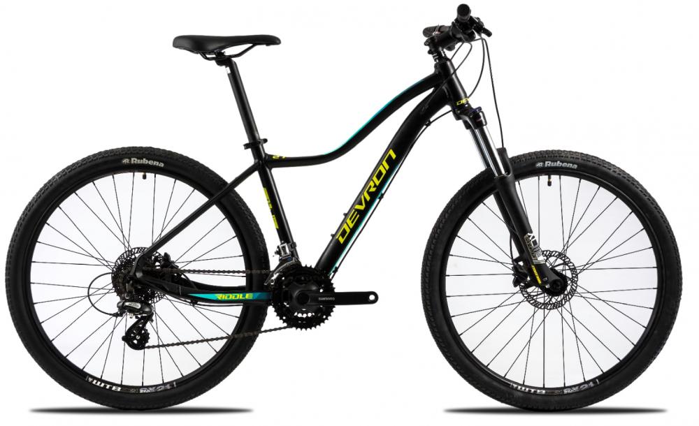 Bicicleta Mtb Devron Riddle W1.7 S negru 27.5 inch