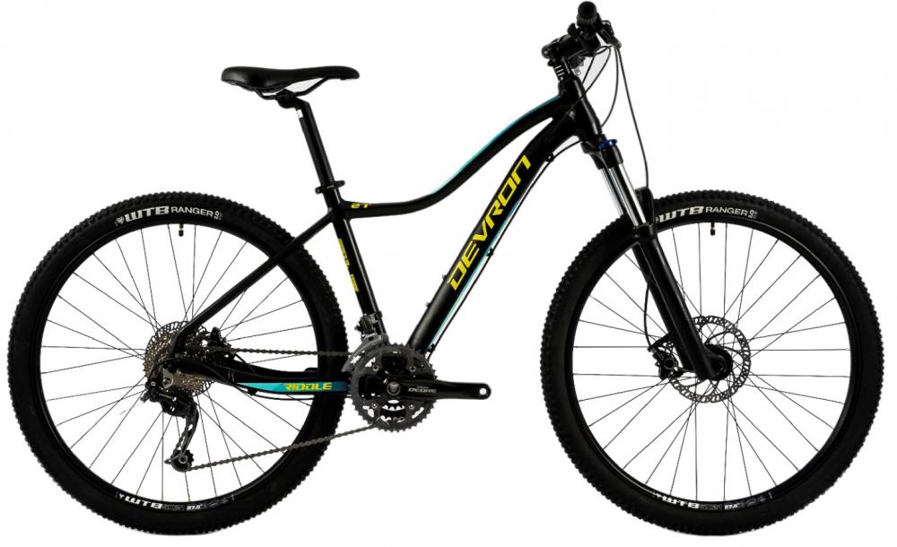 Bicicleta Mtb Devron Riddle W3.7 M negru 27.5 inch