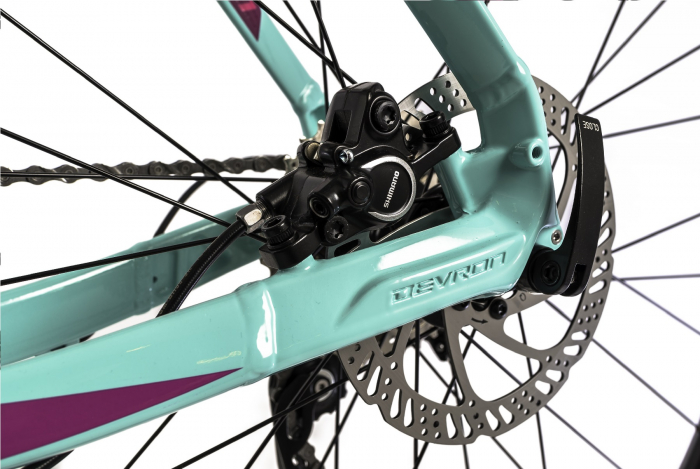 Bicicleta Mtb Devron Riddle W3.9 L albastru 29 inch imagine