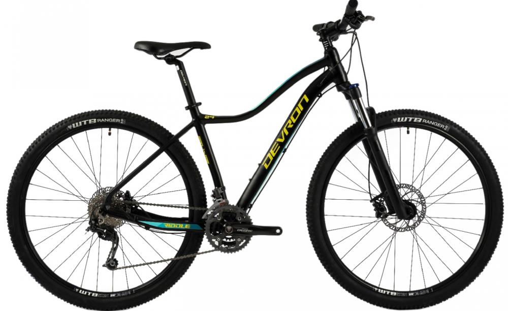 Bicicleta Mtb Devron Riddle W3.9 L negru 29 inch