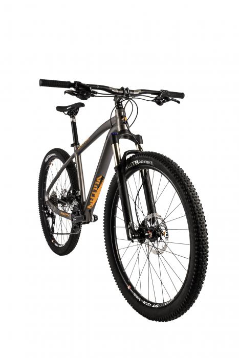 Bicicleta Mtb Devron Vulcan 1.7 M gri 27.5 inch