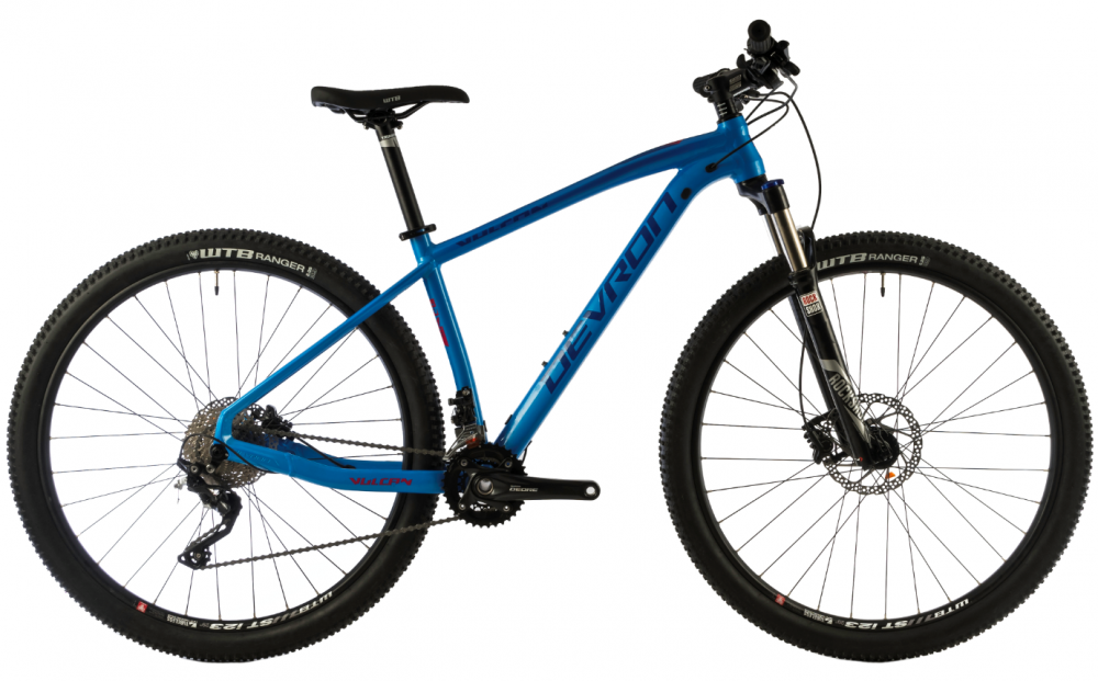 Bicicleta Mtb Devron Vulcan 1.9 M albastru 29 inch