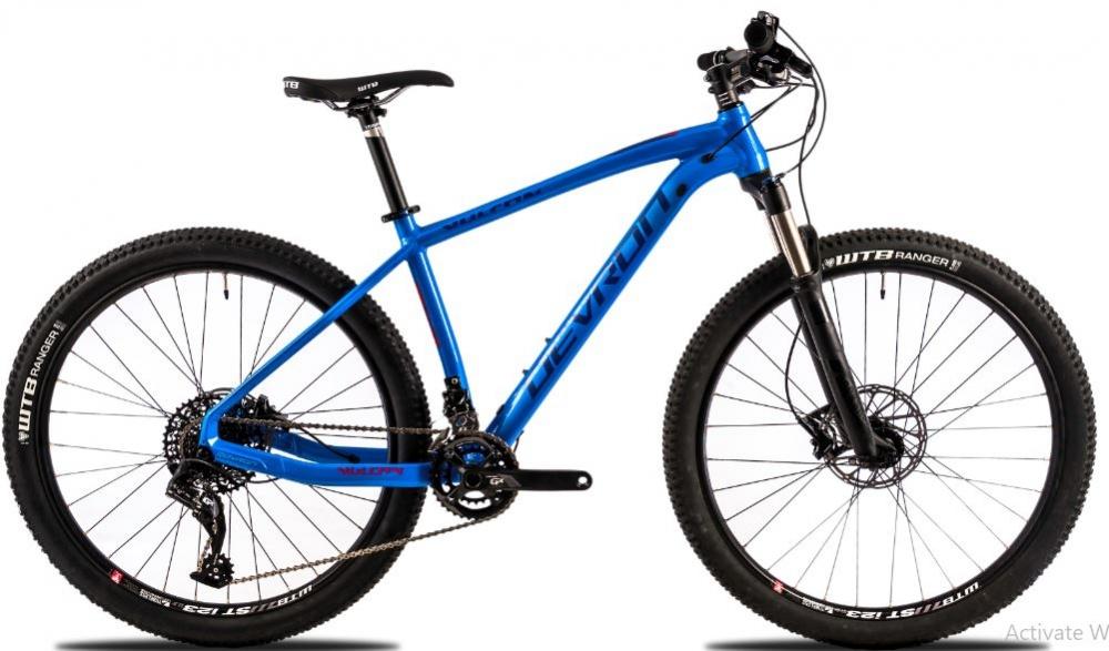 Bicicleta Mtb Devron Vulcan 2.7 M albastru 27.5 inch