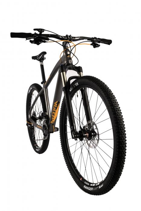 Bicicleta Mtb Devron Vulcan 2.9 Xl negru 29 inch