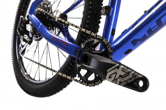 Bicicleta Mtb Devron Vulcan 3.7 M albastru 27.5 inch