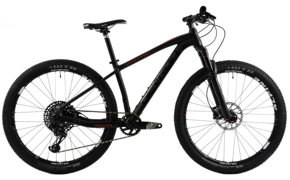 Bicicleta Mtb Devron Vulcan 3.7 M negru 27.5 inch