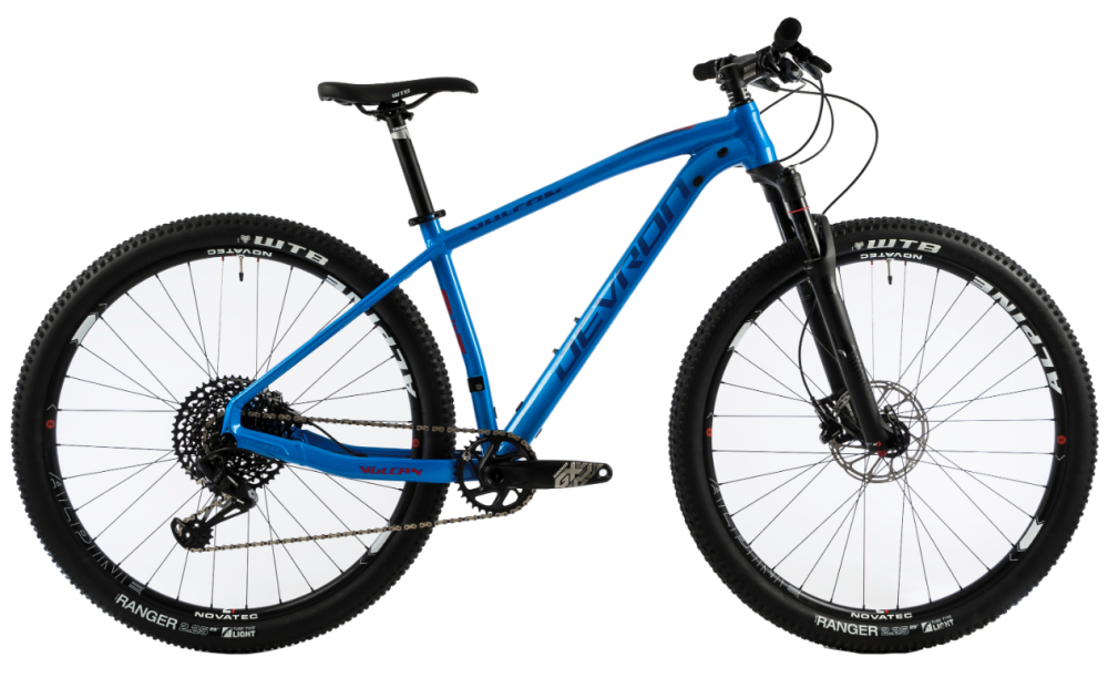 Bicicleta Mtb Devron Vulcan 3.9 M albastru 29 inch