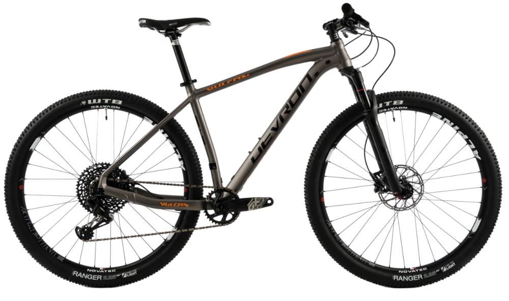Bicicleta Mtb Devron Vulcan 3.9 M gri 29 inch
