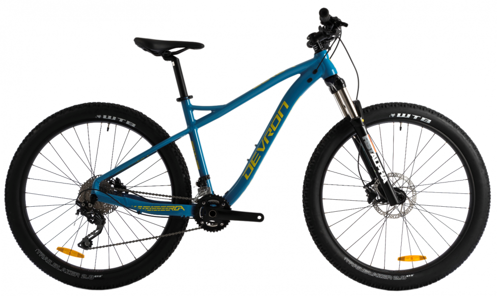 Bicicleta Mtb Devron Zerga 1.7 S albastru 27.5 inch Plus imagine