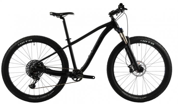 Bicicleta Mtb Devron Zerga 3.7 Xl negru 27.5 inch Plus