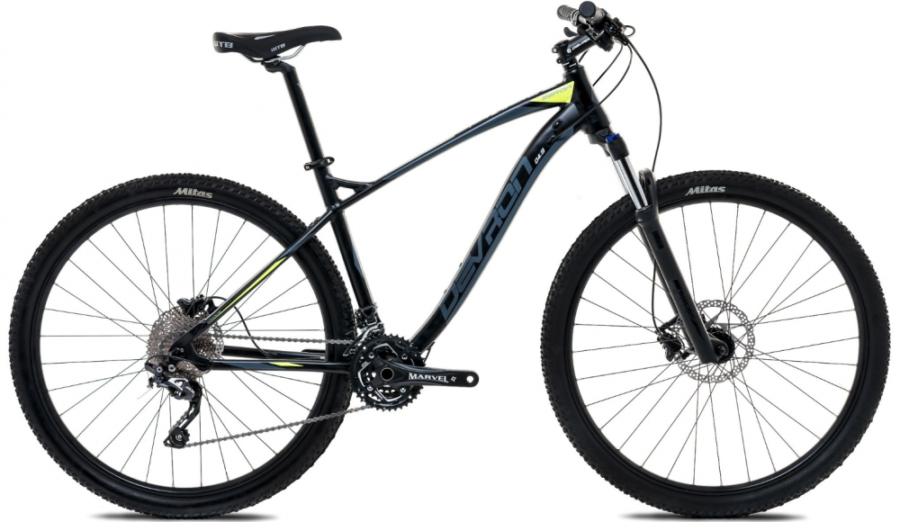 Bicicleta Mtb Devron Zerga D4.9 S 420 mm Magma Ash 29 inch