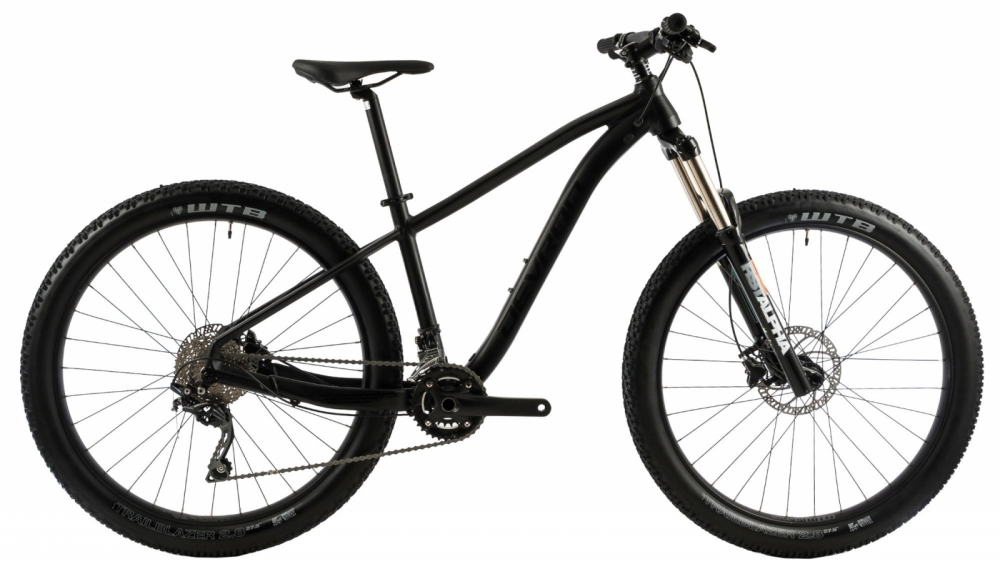Bicicleta Mtb Devron Zerga Uni 1.7 400 mm S negru 27.5 inch