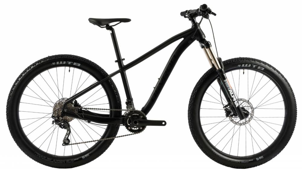 Bicicleta Mtb Devron Zerga Uni 1.7 480 mm L negru 27.5 inch