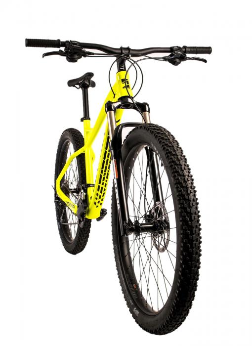 Bicicleta Mtb Devron Zerga Uni 1.7 520 mm Xl verde 27.5 inch