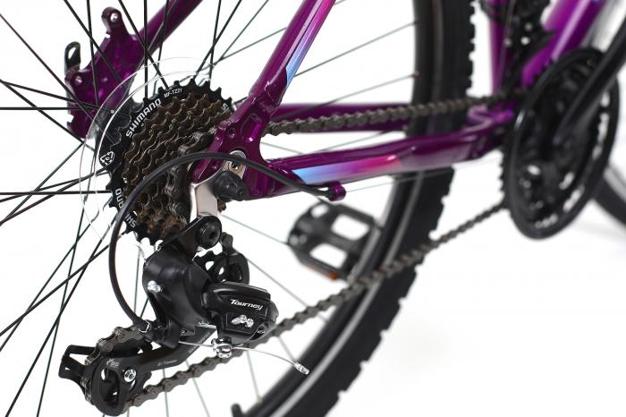 Bicicleta Mtb Dhs Terrana 2622 S violet 26 inch imagine